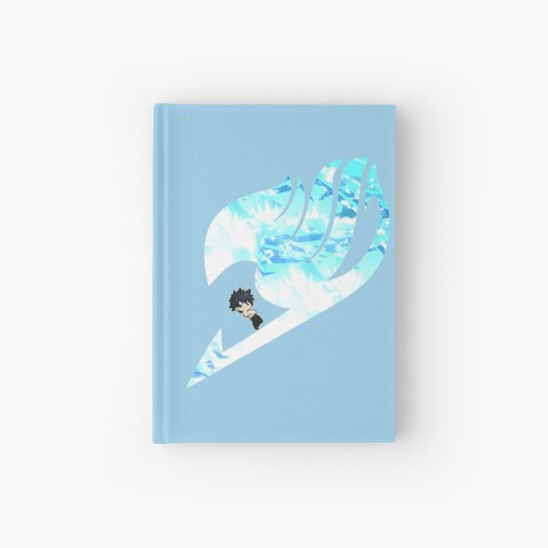 Gray tail Hardcover Journal