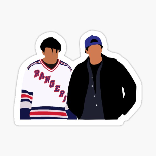 Chadler and Joey! Sticker