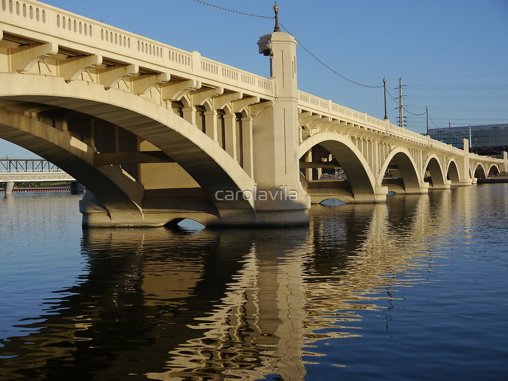 Tempe Bridges by carolavila