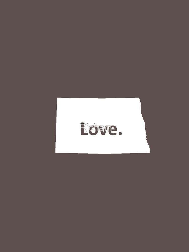 North Dakota Love by Rjcham