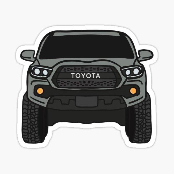 Toyota Tacoma  Sticker