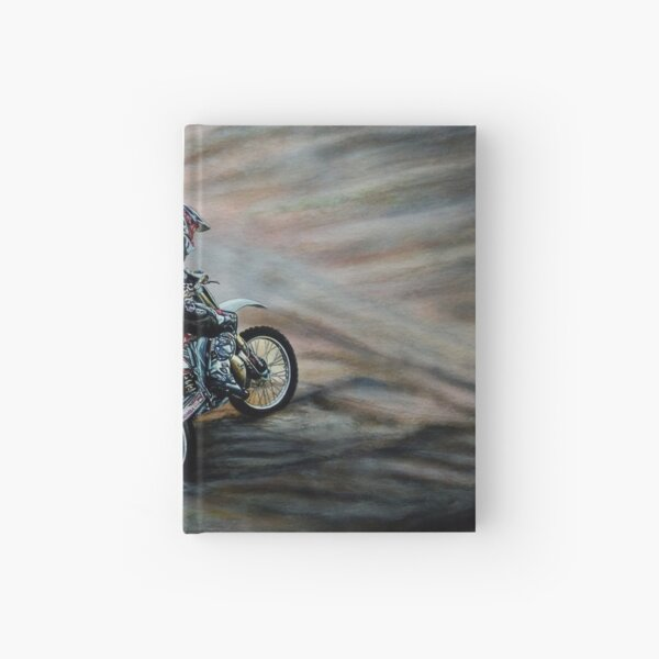 The Race II Hardcover Journal