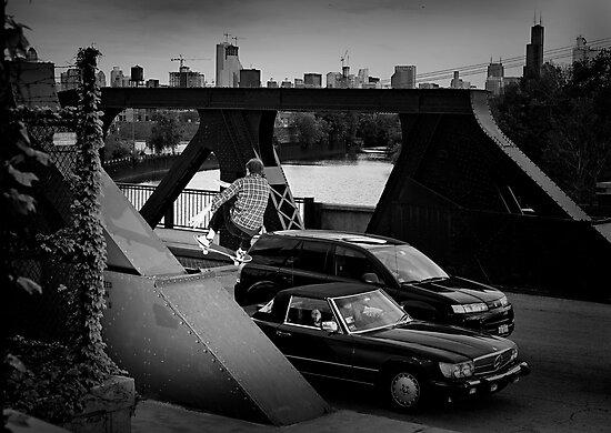Adam Crew- Ollie - Chicago - Photo Bart Jones by Reggie Destin Photo Benefit Page