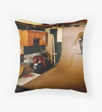 Christopher - Smith Tail Block - Chicago - Photo Bart Jones Throw Pillow