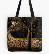 Tom Gallagher - Front Rock - St Charles, IL - Photo Bart Jones Tote Bag