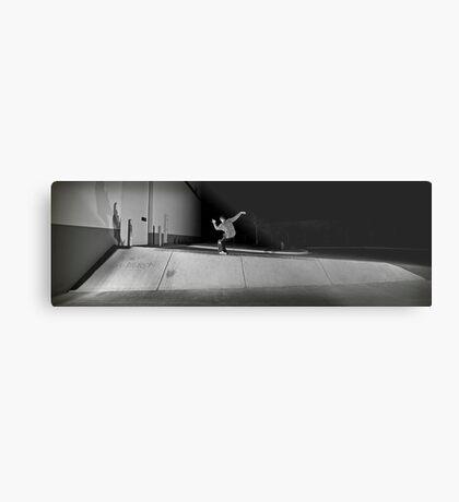 Steve Davenport - Noseblunt - Chicago - Photo Bart Jones Metal Print