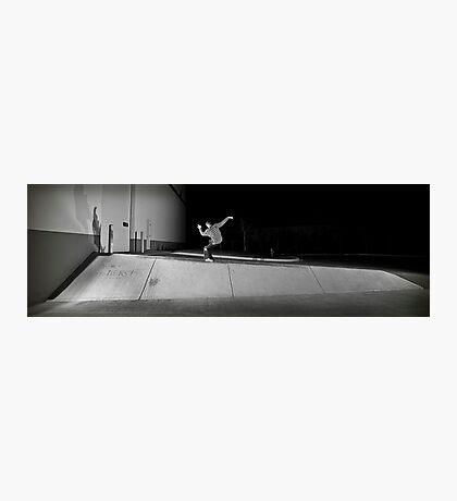 Steve Davenport - Noseblunt - Chicago - Photo Bart Jones Photographic Print