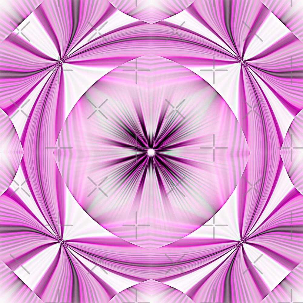 Pink Ribbons Wallpaper by haymelter