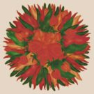 Peppers Sun by artbyjehf