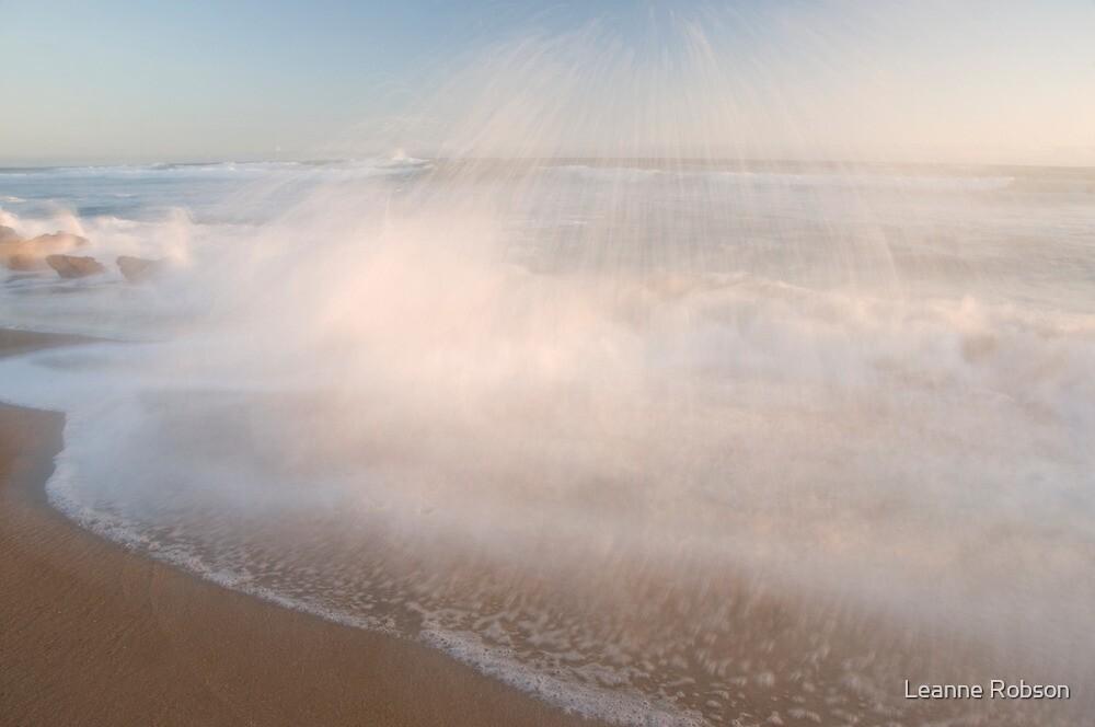 Barwon Heads Back Beach #5 by Leanne Robson