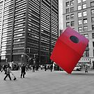 Red Cube by hazarip