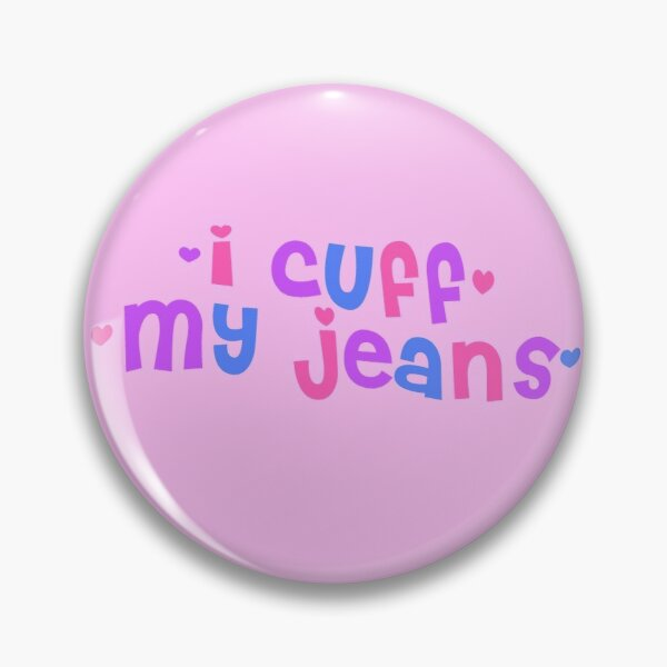 i cuff my jeans if u know what i mean Pin