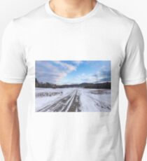 Winter in Canada 2015 T-Shirt