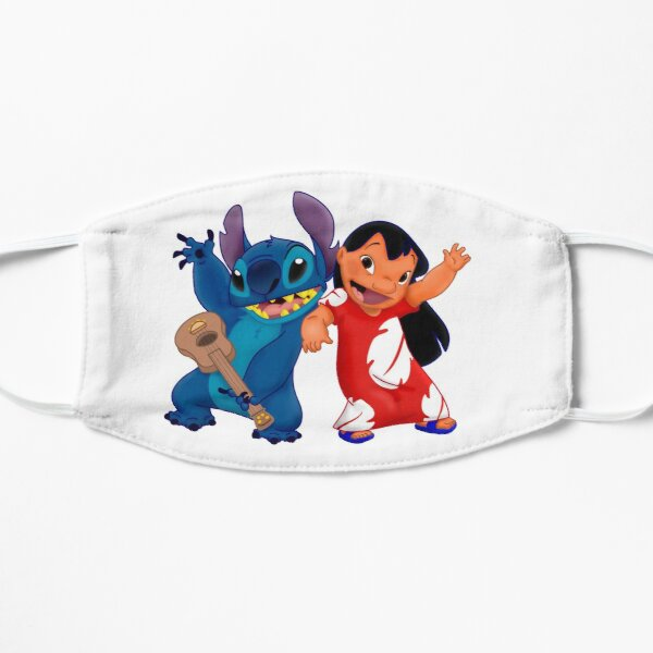 Lilo And Stitch Face Masks Redbubble