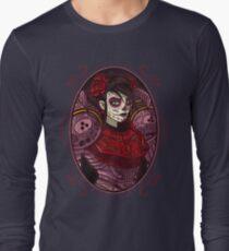 Dia de los Metroides Long Sleeve T-Shirt