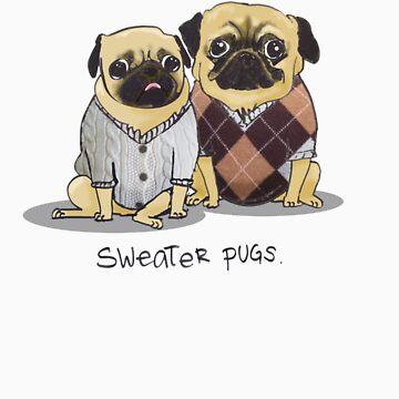 Sweater Puggies by NerfWarrior