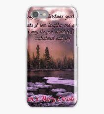 Card #44778U iPhone Case/Skin