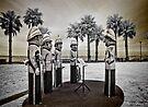 Bollard Band by Pene Stevens