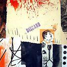 DISCARD by Alvaro Sánchez
