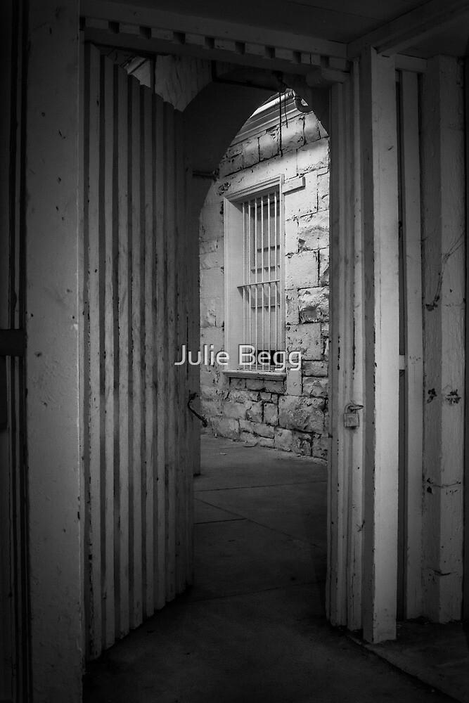 The Cellar, Aradale Asylum by Julie Begg