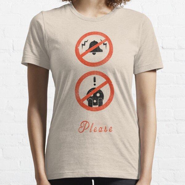No Surprises Essential T-Shirt