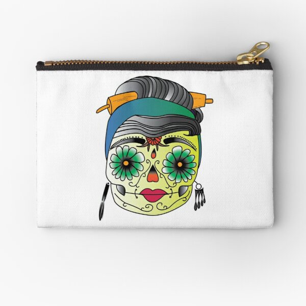 Lady chef Zipper Pouch