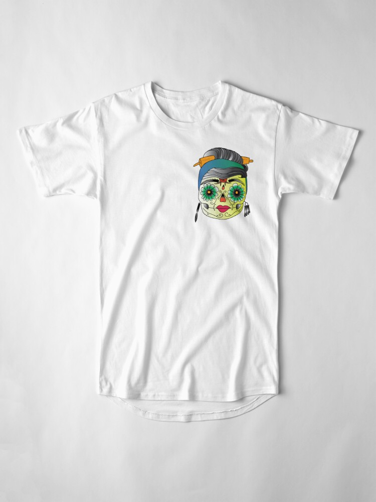 Alternate view of Lady chef Long T-Shirt