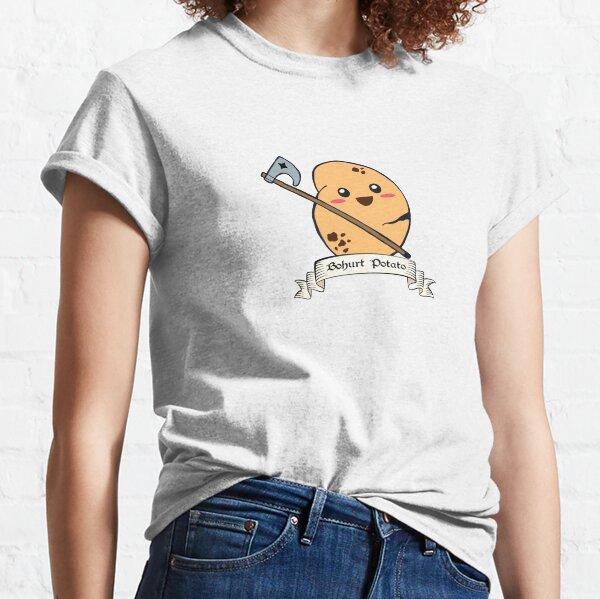 Bohurt Potato - Polearm - Colour Classic T-Shirt