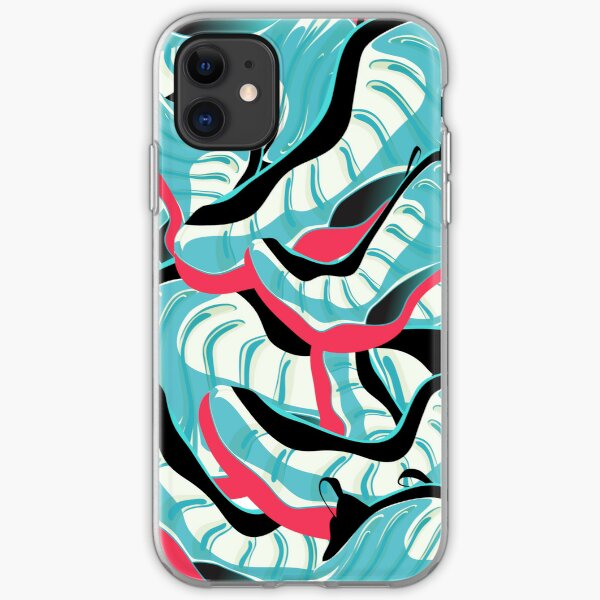 Melted Foam iPhone Soft Case