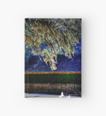 OAK NEAR SUNSET Hardcover Journal