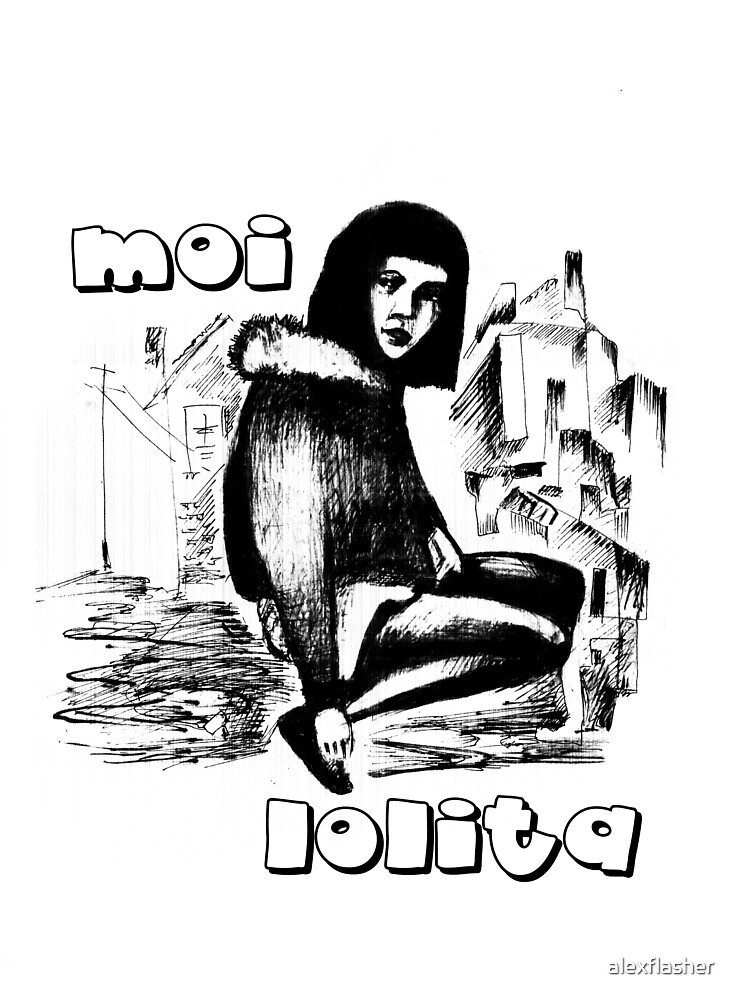 Moi lolita by alexflasher