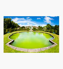 The Swimming Pool Photographic Print