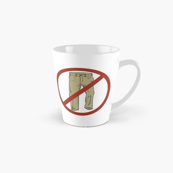 No Pants! Tall Mug