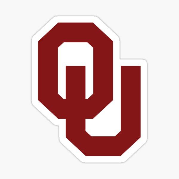 Oklahoma Sooners - Logo Sticker