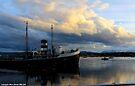 Ushuaia 001 by Karl David Hill