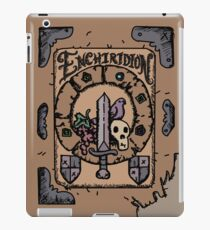 Enchiridion iPad Case/Skin