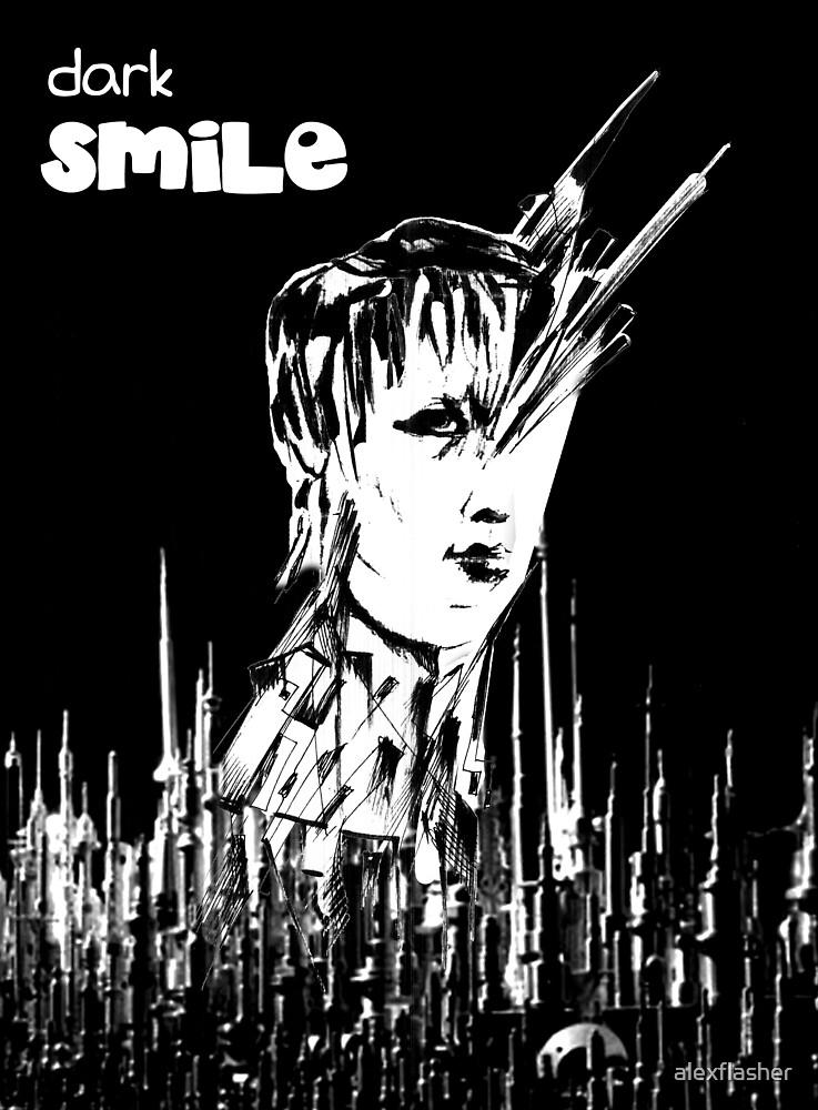 Dark smile by alexflasher