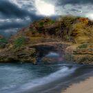 London Bridge Beach Portsea by djzontheball
