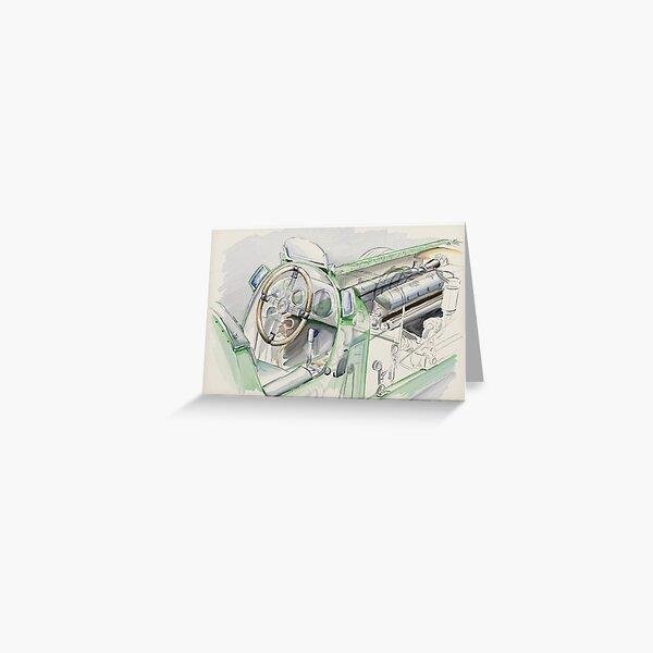 E.R.A. - Digital Painting Greeting Card