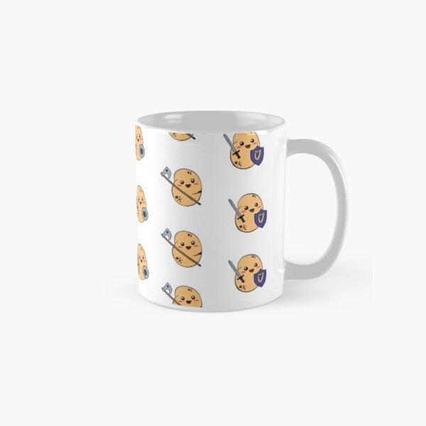 Bohurt Potatoes - All 3 Pattern - Colour Classic Mug