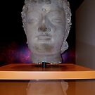East Indian Sculptured Head by LeftHandPrints