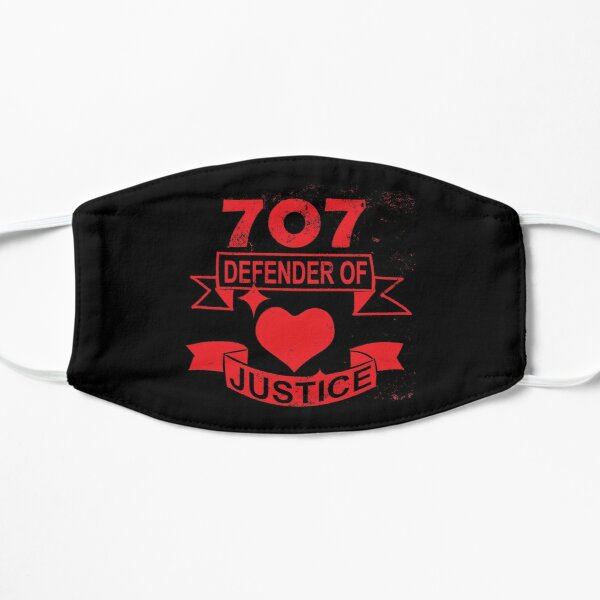 707 Defender of Justice Mask