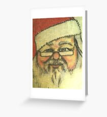 Santa Claus Greeting Card