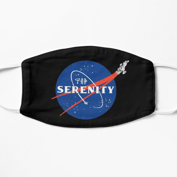 Space Serenity Mask