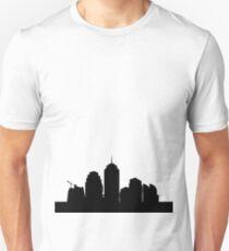 city scape Unisex T-Shirt