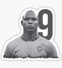 Ronaldo Luis Nazário de Lima Sticker
