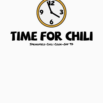 Time For Chili by newdamage