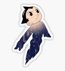 Astro Boy - Human Machine Sticker