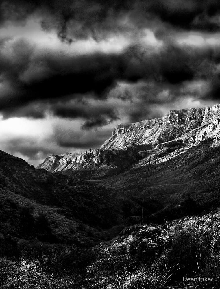 Early Morning on Lost Mine Trail by Dean Fikar