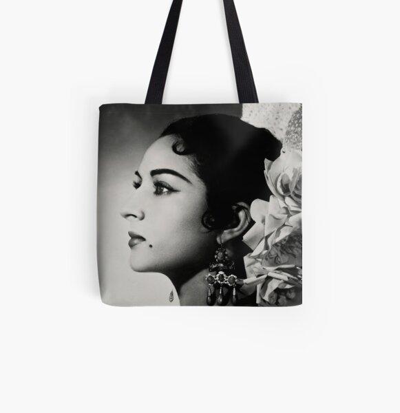 Lola Flores 2 Bolsa estampada de tela